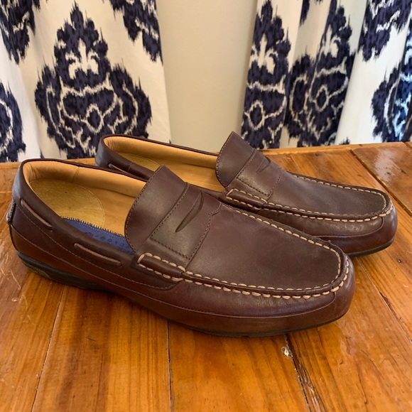 b83586dfd Sperry Shoes | Topsider Mens Hampden Penny Loafers 105m | Poshmark